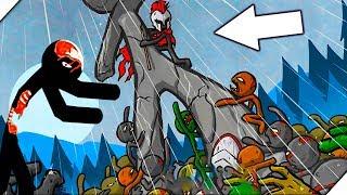 ЭТО ФИНАЛ - КОНЕЦ РЕБЯТА - Stick War Legacy zombie mode # 11