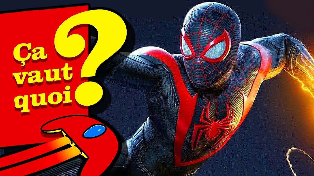 TEST Spider-Man Miles Morales : NAZE ou VRAIMENT COOL ?