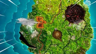 LA NOUVELLE MAP DE FORTNITE SAISON 5 VA TOTALEMENT CHANGER !! SEASON 5 NEW MAP