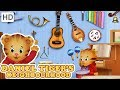 Daniel Tiger 🎭 It's Show Time! | Videos for Kids
