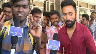 Mupparimanam Public Review | A Great Movie In Shanthanu's career | Public Opinion