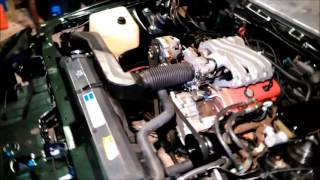 Pontiac Firebird 1991 V6 3.1L restoration project. Part 1