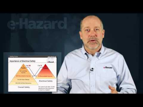 Low Voltage Qualified NFPA 70E Class – e-Hazard
