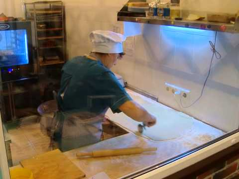 Открытие нового кафе-пекарни