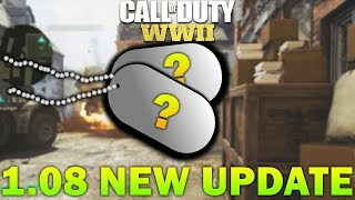 COD WW2 1.08 New Update - New Game Mode + Winter Siege Event Over In COD WW2
