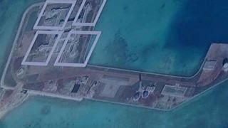 Report: China installs weapons on islands in South China Sea