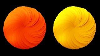 Wie man Eine Schöne Papier Blume (Sehr einfach) : HD