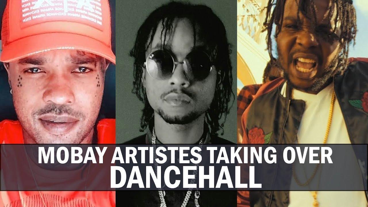 Mobay Artistes Taking Over Dancehall - Tommy Lee, Rygin King, Teejay, Ricky  Teez