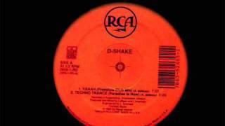 D Shake   Yaaah