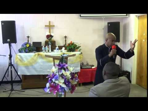 REPENTANCE , Evangelist Delroy A.Thompson at WHSM.