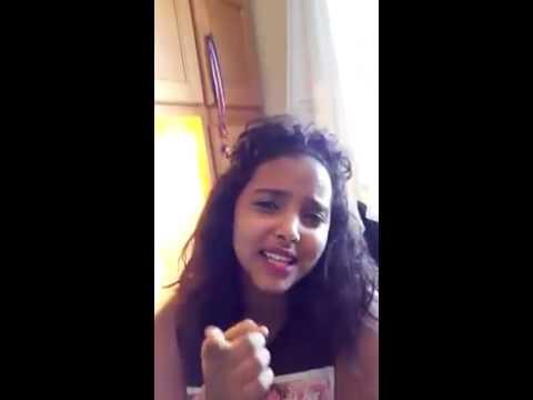 Enkokelesh by sexy Ethiopian girl
