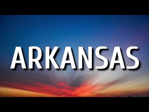Chris Stapleton - Arkansas (Lyrics)