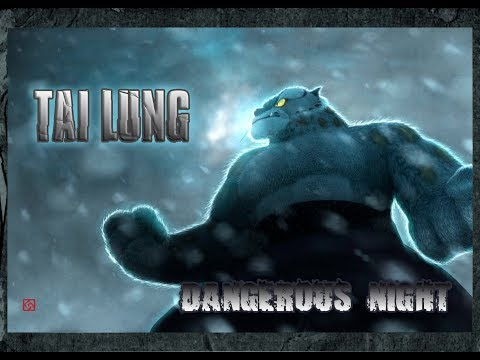 •[KFP] Tai Lung (AMV) - Dangerous Night / 30 Seconds To Mars•