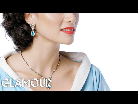 100 Years of Earrings | Glamour