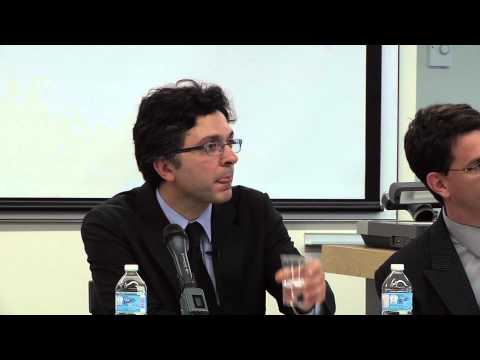"Paulo Barrozo: ""The Great Alliance: History, Reason & Will in Modern Law"" (Nathanson Ctr 13-10-2013)"