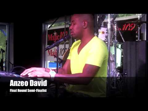 Andre Harrell Superstar Soul Search Semifinals In Houston