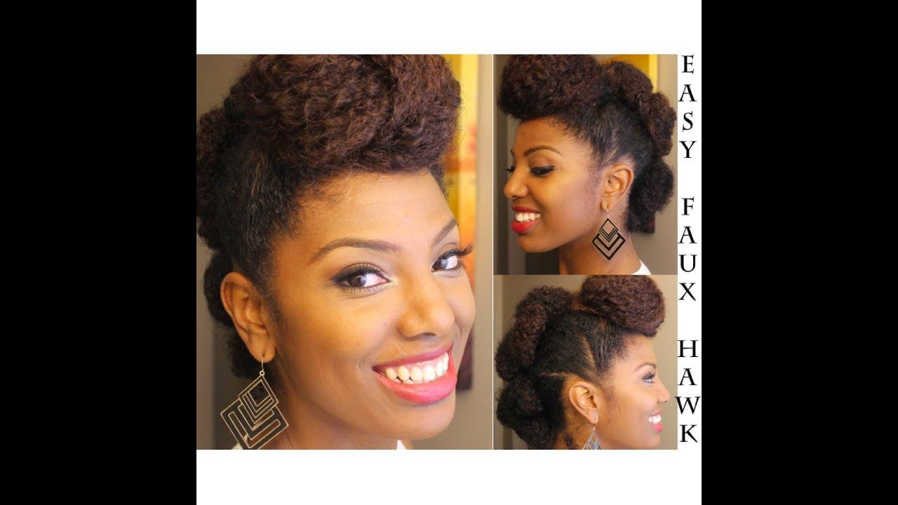 Faux Natural Hair