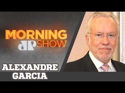 ALEXANDRE GARCIA - MORNING SHOW - 18/05/20