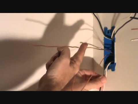 gfci outlet hook up