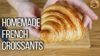 How to make a French Croissant