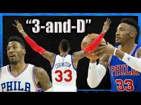 Meet Robert Covington: the PERFECT Modern-NBA Role Player