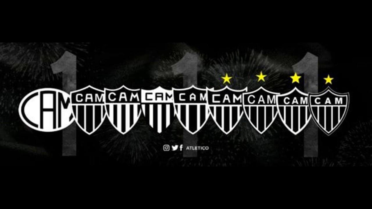 Clube Atlético Mineiro 111  Anos de Glorias
