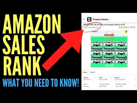 how-to-use-amazon-sales-rank-and-not-lose-money---my-guide-explained-for-fba-sellers