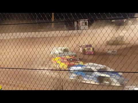 Last 5 laps of IMCA Race 6/29 Main Event