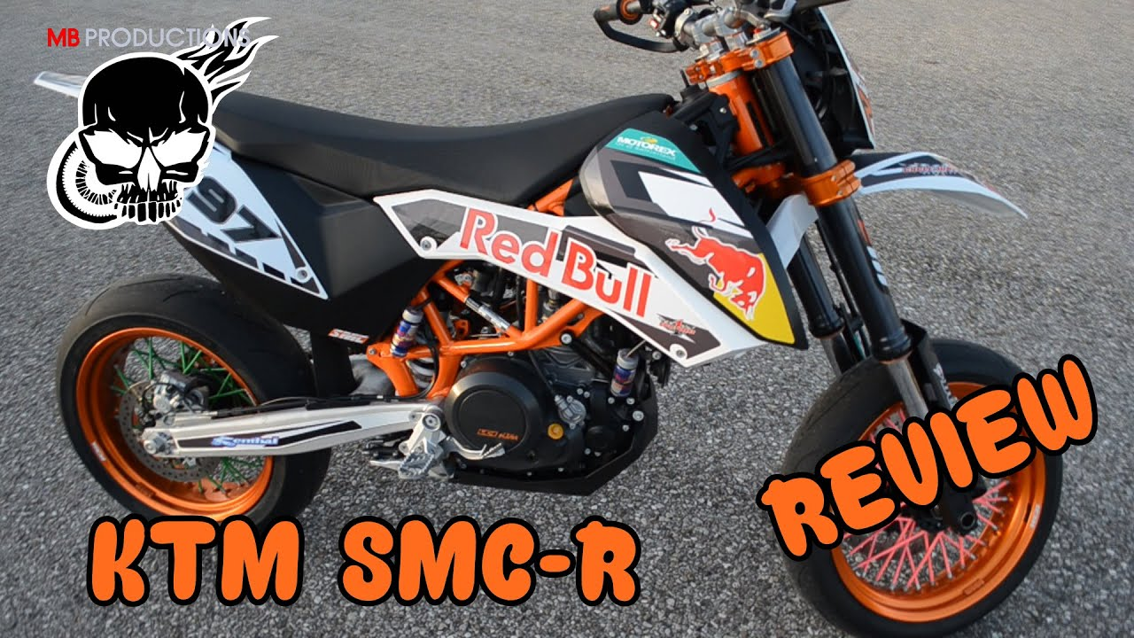 ktm smc r 690 review edit german deutsch youtube. Black Bedroom Furniture Sets. Home Design Ideas