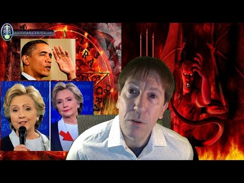 'OBAMA Y HILLARY HUELEN A AZUFRE PORQUE SON DEMONIOS' DECLARA ALEX JONES