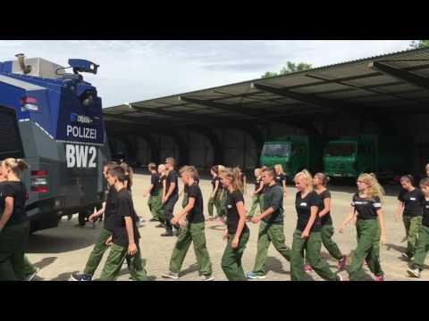 Polizei Challenge 2016 Böblingen