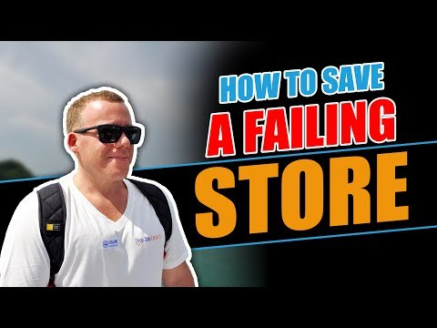 How To Save a FAILED Shopify Drop Shipping Store 💵