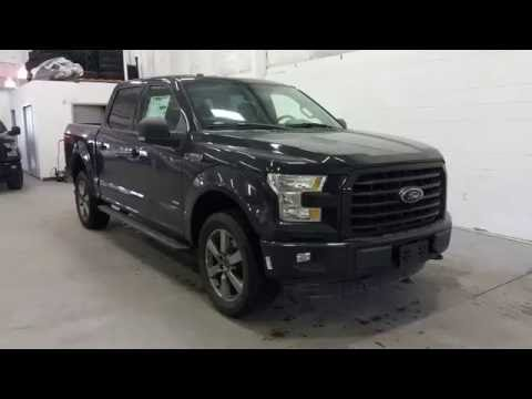 "2016 Ford F-150  Supercrew XLT Sport W/ 20"" rims 