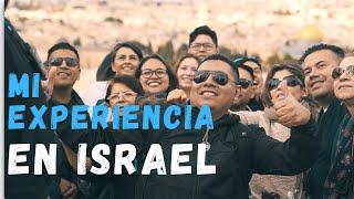 Testimonio de Viajeros a Israel dentro del Proyecto Israel Adora