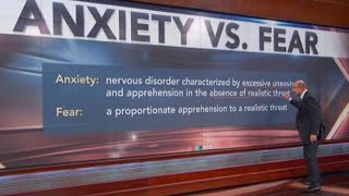 The Difference Between Anxiety And Fear