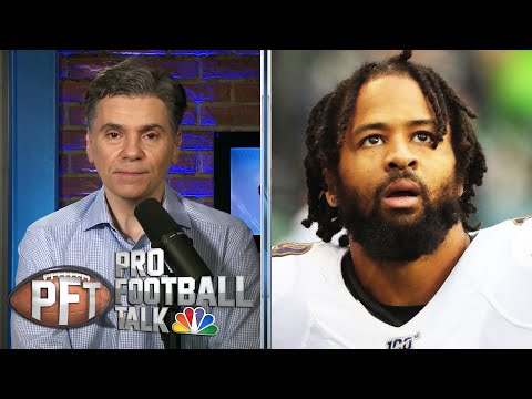 What's next for Earl Thomas after being released by Ravens | Pro Football Talk | NBC Sports