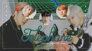 EXO-SC (세훈&찬열) – Telephone (Feat. 10CM) (Color Coded Lyrics/Han/Rom/Eng/Pt-Br)