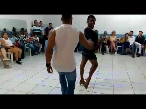 Demostração Rosi Rodrigues e Marcus Vinicios com participação de Nayara Sobral/ Anapolis
