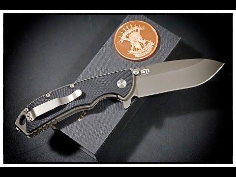 Buck Knives 110c Folding Hunter & EDC Pocket Dump | Doovi