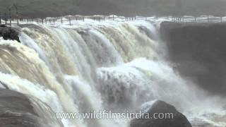 Cherrapunji - fog and falls abound