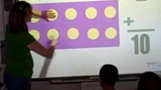 Smartboard Ten Frame