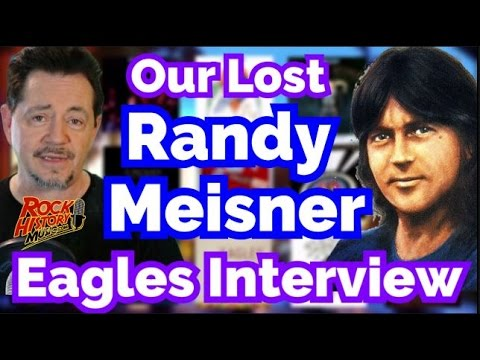Randy Meisner Talks About Joining The Eagles, Poco & The Fans - Our Lost Interview