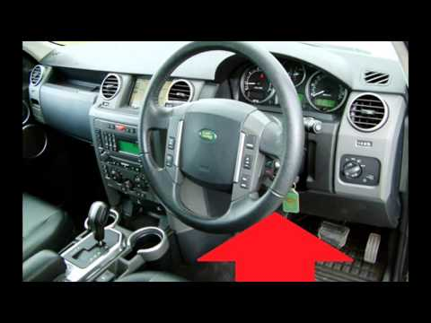 Land Rover Discovery 3 OBD2 Diagnostic Port Plug Location - Here It Is