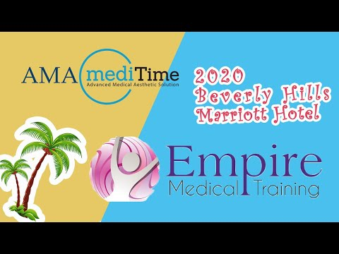 Empire Medical Training @ Beverly Hills Marriott | March 2020