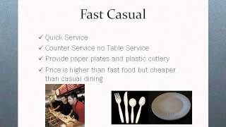 Classifying Restaurants Training