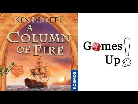 A Column of Fire - Review - Essen 2017