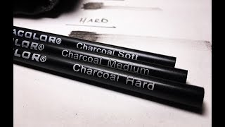 CHARCOAL Types & DIFFERENCES