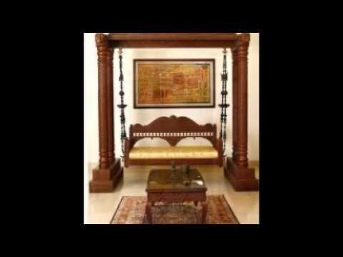 Marvelous Buy Designer Wooden Swings Or Jhula