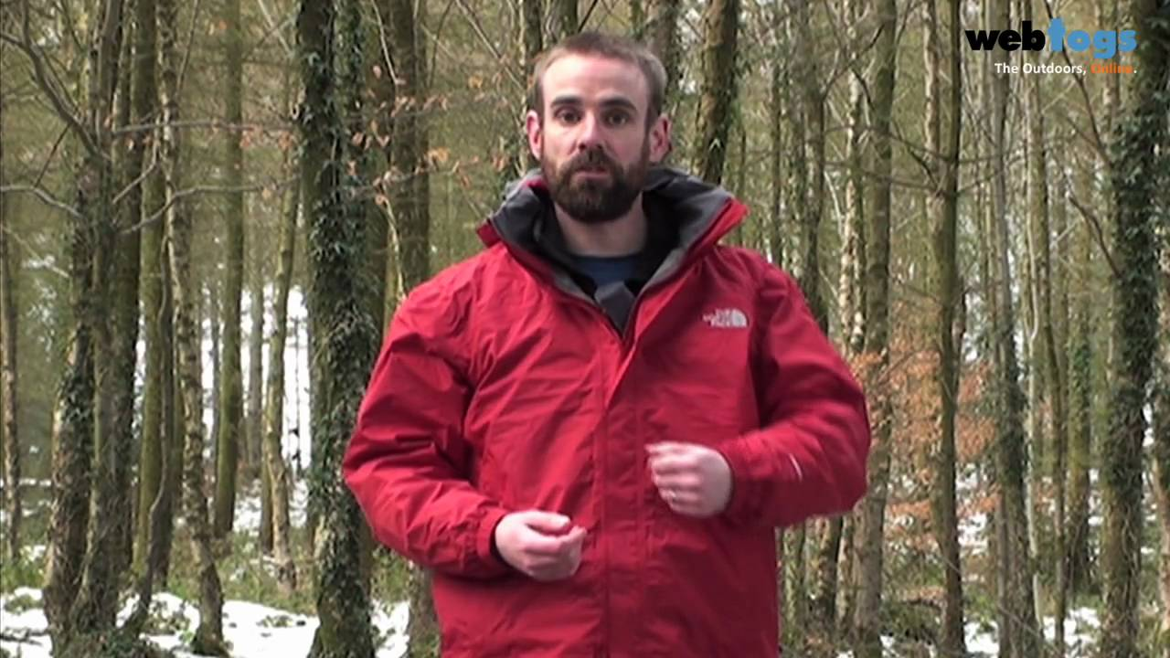 The North Face Resolve Jacket - waterproof and breathable jacket using North  Face Hyvent technology - YouTube