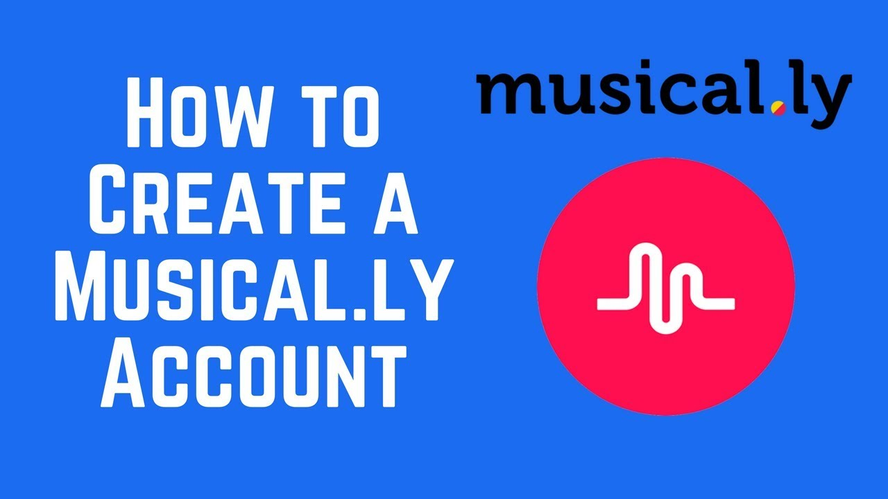 Musical ly sign up online